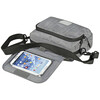 KlickFix Smart Bag Touch Lenkertasche grau